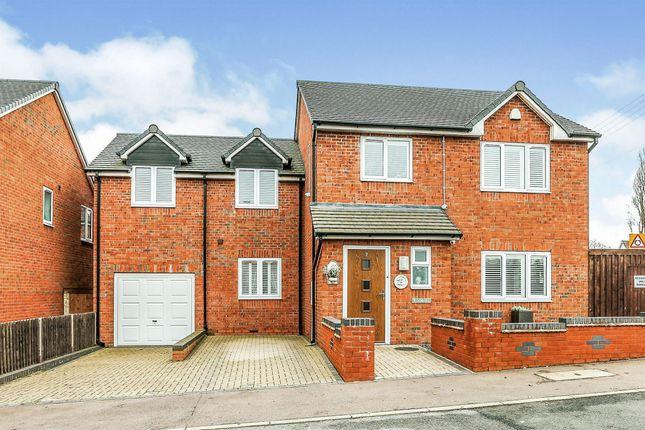 Thumbnail Detached house for sale in Grimstock Avenue, Coleshill, Birmingham