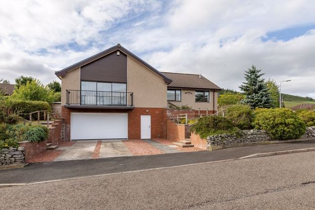 Thumbnail Bungalow for sale in Southbrae, 3 Valley View, Clovenfords, Galashiels