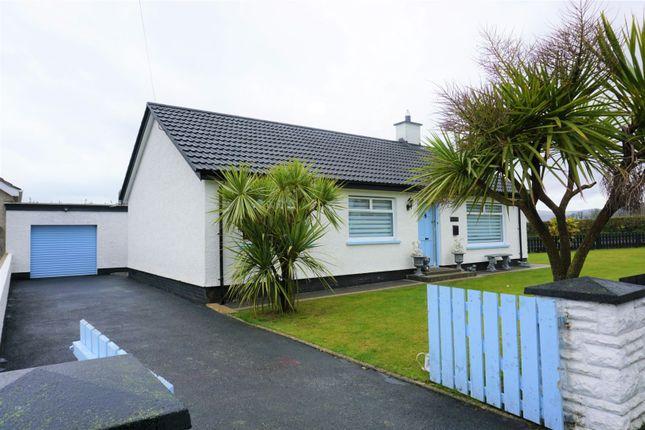Thumbnail Detached bungalow for sale in Cromlech Park, Kilkeel, Newry