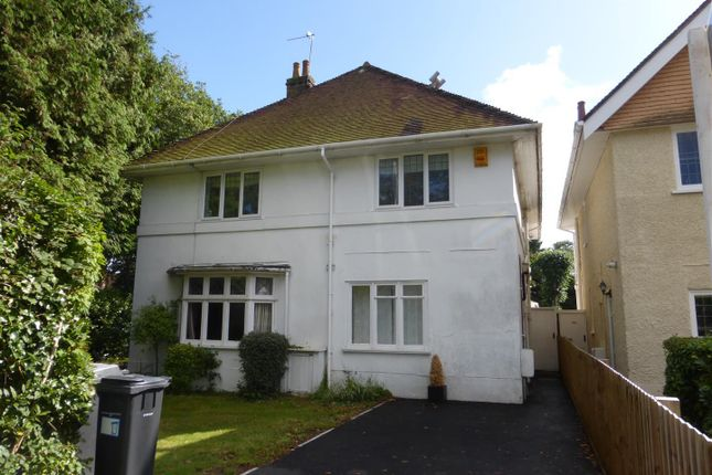 Thumbnail Flat to rent in Wentworth Avenue, Southbourne, Bournemouth