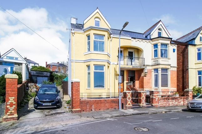Thumbnail Semi-detached house for sale in Aberystwyth Crescent, Barry