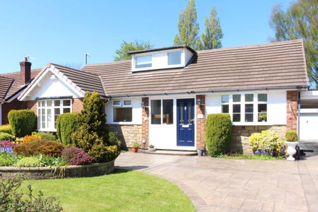 Thumbnail Detached bungalow for sale in Heathbank Road, Cheadle Hulme, Cheadle