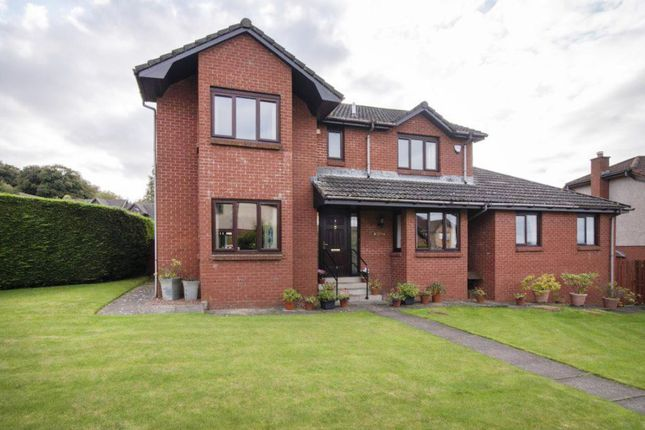Thumbnail Detached house for sale in Braehead Park, Linlithgow