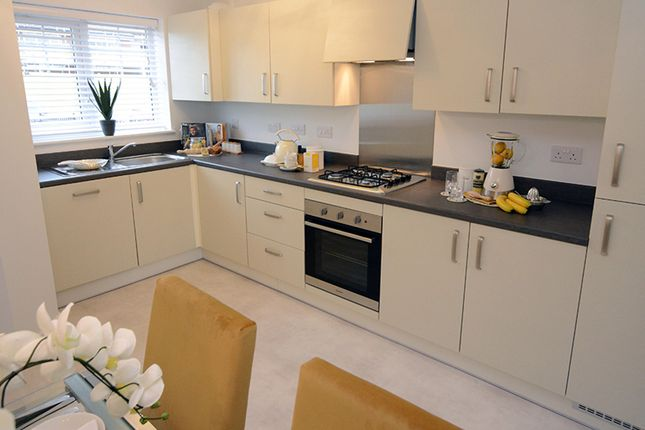 "3 bedroom property for sale in ""The Hawthorn"" at Manor Way, Peterlee"