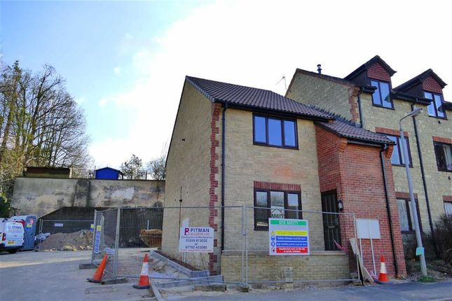 Thumbnail Maisonette for sale in Station Road, Calne