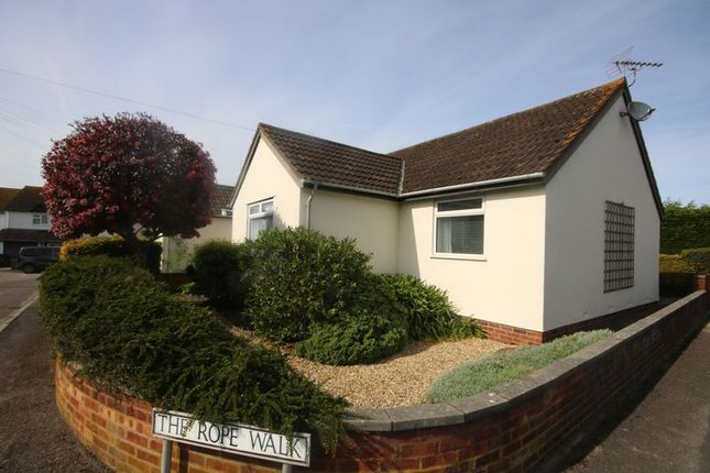 Thumbnail Semi-detached bungalow for sale in The Rope Walk, Watchet