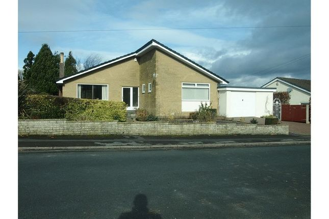 Thumbnail Detached bungalow for sale in Rushley Mount, Hest Bank, Lancaster