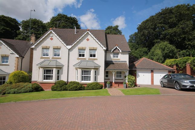 Thumbnail Detached house for sale in Royal Gardens, Bothwell, Glasgow