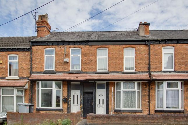 Thumbnail Terraced house to rent in Edleston Road, Crewe