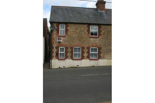 Thumbnail Semi-detached house to rent in Hill Cottage, Rixon Hill, Sturminster Newton