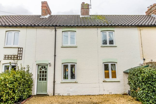 Thumbnail Terraced house for sale in Wildhern, Andover, Hampshire