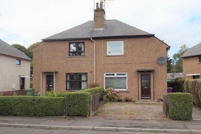 Thumbnail Semi-detached house for sale in Tennis Road, Carnoustie
