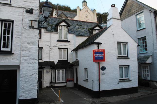 Front of Polperro, Looe, Cornwall PL13