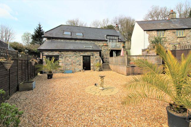 Thumbnail Barn conversion for sale in Bittaford, Ivybridge, Devon