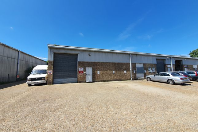 Thumbnail Light industrial to let in Unit 4 Ventura Place, Upton, Poole