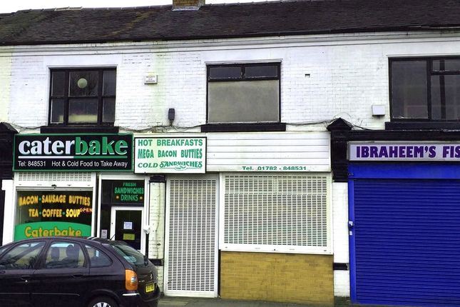 Retail premises for sale in 77-79 Liverpool Road, Stoke, Stoke-On-Trent, Staffordshire