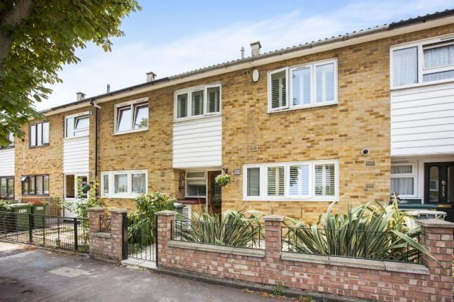 Thumbnail Terraced house for sale in Parkhurst Road, London