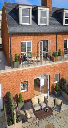 Thumbnail Town house for sale in East Range, Redland Court, Redland, Bristol
