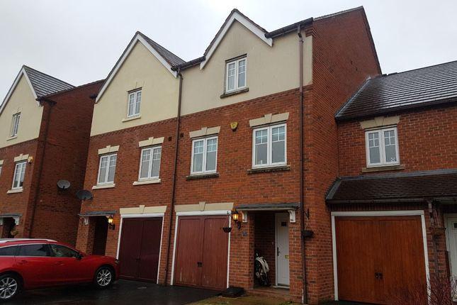 Thumbnail Detached house to rent in Harrington Walk, Lichfield