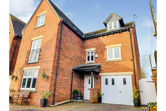 Thumbnail Detached house for sale in School Court, Durham