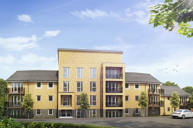 """Thumbnail Flat for sale in """"Lily Apartments Style D"""" at Plover Road, Stanway, Colchester"""