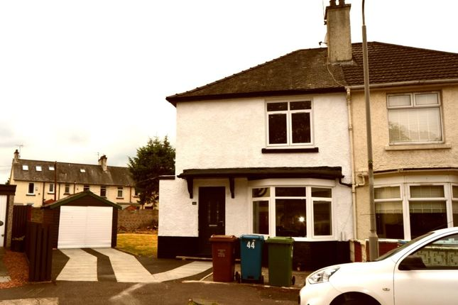 Thumbnail Semi-detached house to rent in Lunan Place, Glasgow