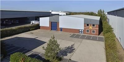 Thumbnail Light industrial to let in Unit 5 Euro Court, Tuscany Way, Wakefield Europort, Normanton, West Yorkshire