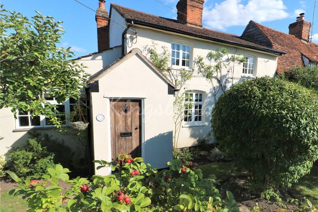 Semi-detached house for sale in The Heath, Dedham, Colchester, Essex