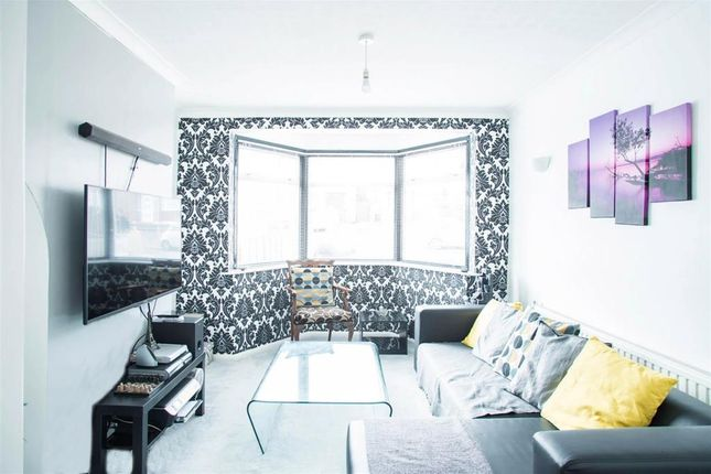 Thumbnail Semi-detached house for sale in Eastbrook Drive, Romford, Essex