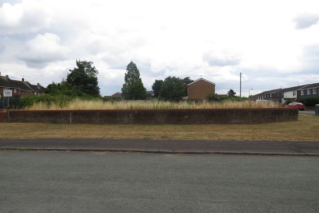Thumbnail Land for sale in Parry Road, Wolverhampton