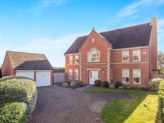Thumbnail Detached house for sale in Pimlico Close, Radcliffe-On-Trent, Nottingham, Nottinghamshire