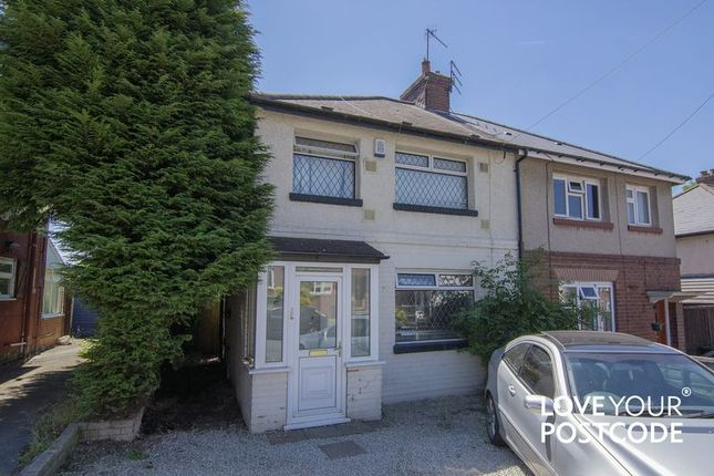 Thumbnail Semi-detached house for sale in Romsley Road, Oldbury