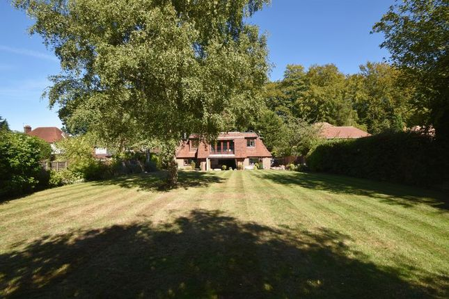 Thumbnail Detached house for sale in Daws Hill Lane, High Wycombe