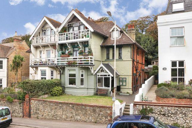 Thumbnail Flat for sale in Sandgate Hill, Sandgate, Folkestone