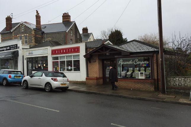 Thumbnail Retail premises to let in Queens Mews, Albert Road, Penarth