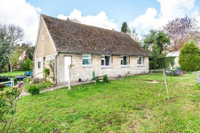 Thumbnail Detached bungalow for sale in Grange Farm, Cassington