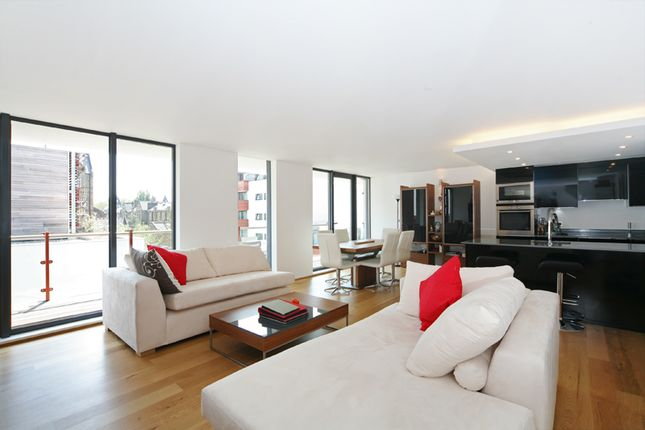 Thumbnail Flat for sale in Ink Building, Barlby Road, Notting Hill