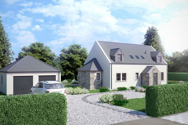 Thumbnail Detached house for sale in Wellington Farm Development, Wellington, Midlothian