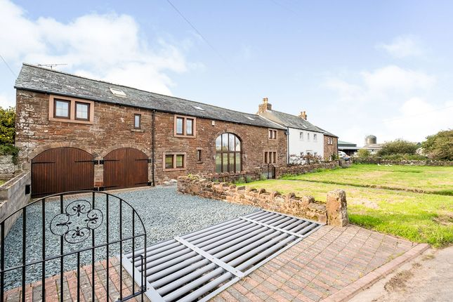 Thumbnail Semi-detached house for sale in Hayton, Aspatria, Wigton, Cumbria