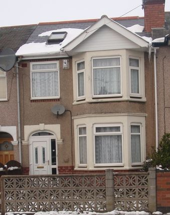 Thumbnail Terraced house to rent in Courtland Avenue, Coundon, Coventry