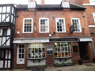 Thumbnail Retail premises to let in 1 Butcher Row, Shrewsbury, Shropshire