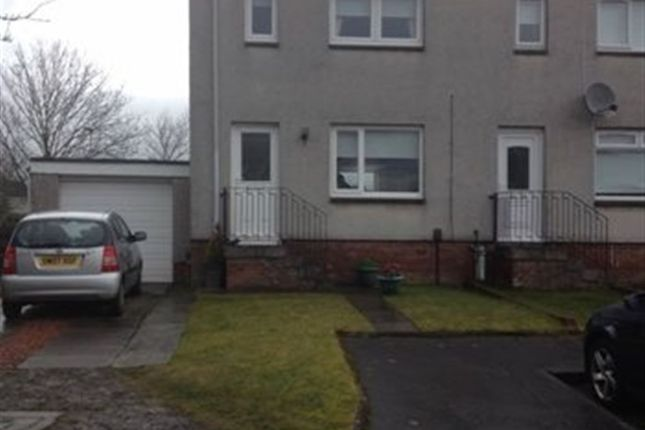 Thumbnail Detached house to rent in Haystack Place, Lenzie, Kirkintilloch, Glasgow