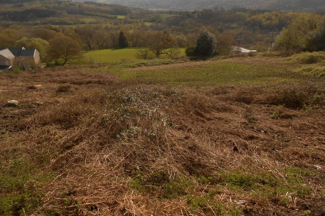 Thumbnail Land for sale in Land East Of The Cilfrew Hotel, Main Road, Cilfrew, Neath