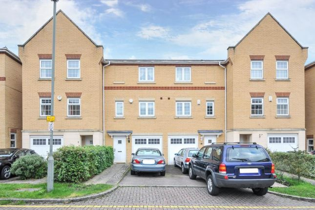 3 bed terraced house for sale in Barkway Drive, Orpington