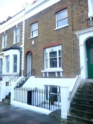 Thumbnail Flat to rent in Mallinson Road, Clapham
