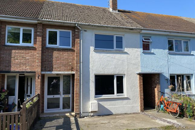 Thumbnail Terraced house for sale in Maes Morfa, Newport