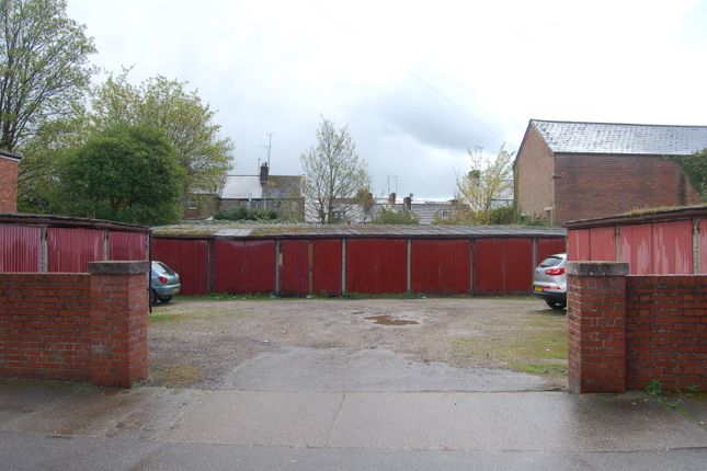 Thumbnail Land for sale in Earle Street, Yeovil - Sold