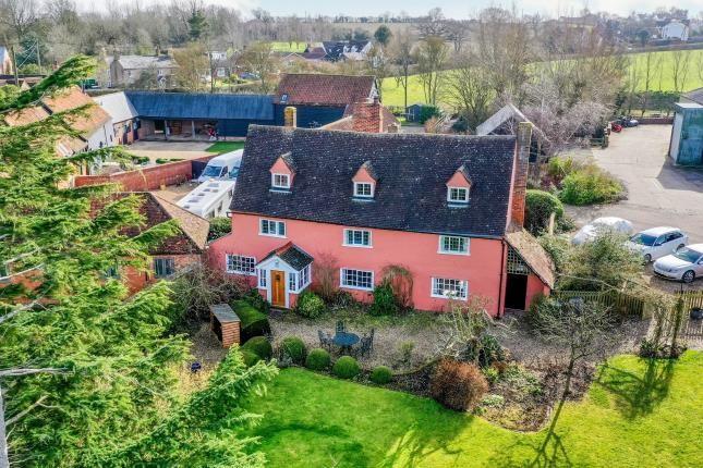 Thumbnail Detached house for sale in Riseley Road, Keysoe, Bedford, Bedfordshire