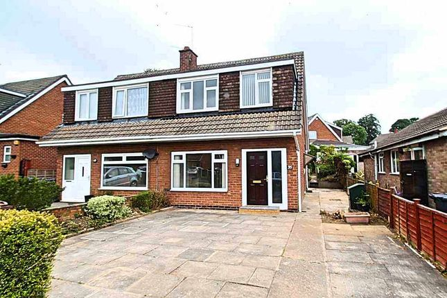 Thumbnail Semi-detached house to rent in Highwood Avenue, Leeds