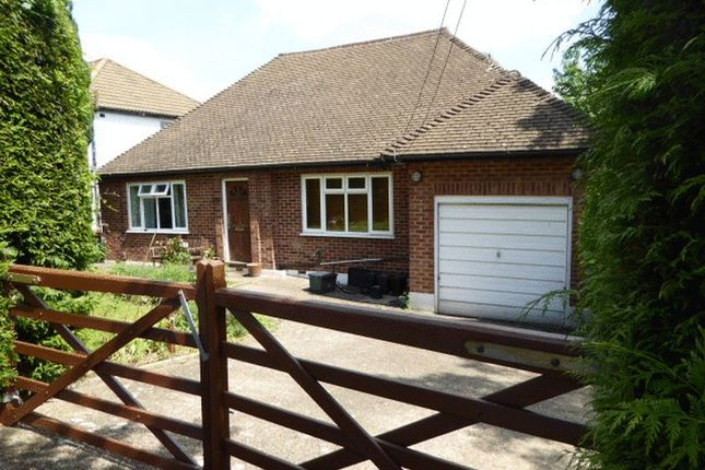 Thumbnail Detached bungalow to rent in Northwood Avenue, Purley